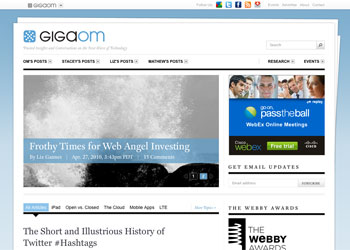 GigaOM thumbnail