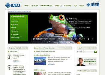 IEEE Committee on Earth Observation thumbnail