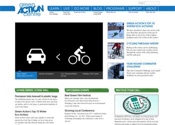 Green ActionCentre thumbnail