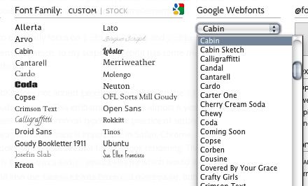 Fontfriend 3 1 Loves Google Webfonts Soma Design